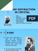 PH 617 L 4 X RayDiffraction
