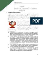7- Capítulo 4 Política de Estado Para La Seguridad y Defensa