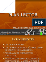 Plan Lector Diapositivas