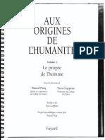 4_Lhomme_le Singe Et Loutil_question de Cultures_2003