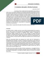Artigo Revista Projeção e Docência Vol. 5, n 2, 2014