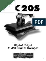 DK20S Manual