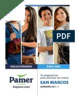 Solucionario San Marcos 2017-i Abd