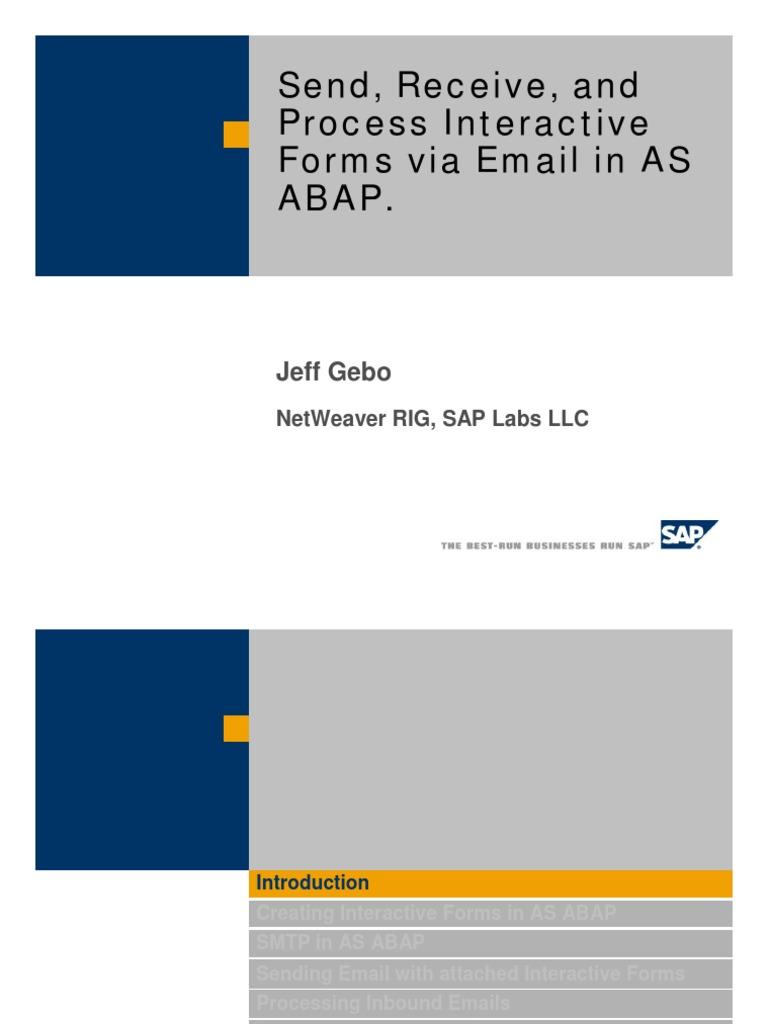 Sap adobe forms javascript examples