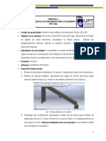 4 Ep2 Práctica Cálculo de Esfuerzos Para Un Elemento Tipo Viga