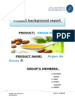 2.Product Background Report - (Version Révisée)