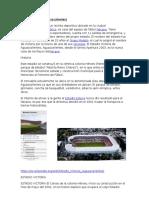 Investigacion de Estadios