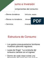 Consumo Modelo de O y D Agregada PDF