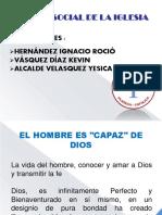 Doctrina Social de La Iglesia r
