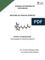 Actividades de Desarrollo Quimica Computacional (1)