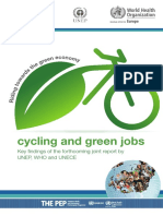 Cycling and Green Jobs