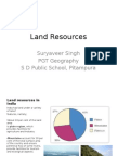 Land Resources