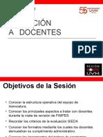 Induccion Docente Region Norte - 2016