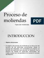 Proceso de Moliendas