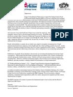 RMP Coalition Open Letter BOS