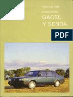 Manual de Usuario Volkswagen Senda