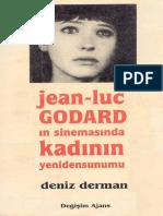 Deniz Derman-Jean Luc Godard Sinemasında Kadının Yenidensunumu