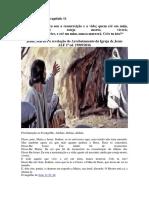 JOão Cap Onze o nascimento da Igreja de Jesus e o arrebatamento próximo aceite o cristianismo de Marta