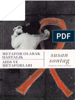 Susan Sontag-Metafor Olarak Hastalık