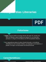 Vanguardias-literarias.odp