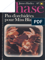 0003 - Pas d'Orchidees Pour Miss Blandish - James Hadley Chase