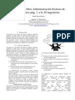 Resumen Administracion-Exitosa-De-Proyectos Pag 1 - 29