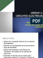 Circuitos Electricos- Ejercicios