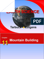 11.Mountain Building