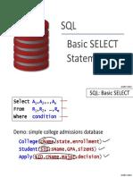 SQLSelect