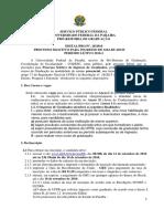EDITAL GRADUADOS republicado