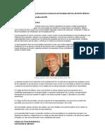 Aprobado en El XXII Congreso Nacional de La Federación de Periodistas Del Perú