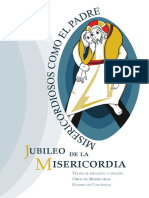 Textos Para La Reflexio n en El an o de La Misericordia Dio Cesis de CA Diz y Ceuta