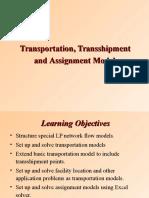 MS(Transp.transship,Assign) 1