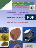 Tema 03-Mg- Estudio Rocas