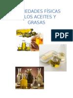 263654859 Propiedades Fisicas de Los Aceites y Grasas Docx