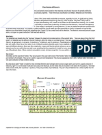 metals nonmetals and metalloids reading