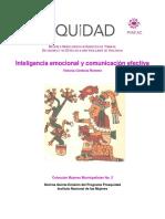 Inteligencia Emocional y Comunicacion Efectiva