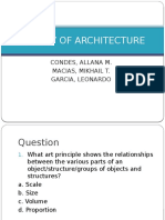 Theory of Architecture Reviewer