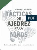 Chandler - TáCticas de Ajedrez Para NiÑOS