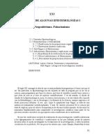 Bt-CAP XXI Neopositivismo y Falsacionismo