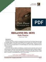 Kate Pearce - Serie La Casa Del Placer 01 - Esclavos Del Sexo