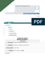 Modelos Cuantitativos evaluacion unidad1  Cualitativos en Investigación Social Unidad 1