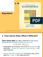 Econometrics Chapter 14, 15 & 16 PPT slides