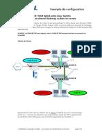 VLAN Uplink-Gateway F