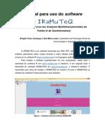 Tutorial IRaMuTeQ Em Português_17.03.2016