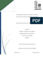 Informe 2. Calor de Disolucion Del Na2co3
