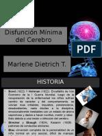 disfuncion cerebral minima.ppt