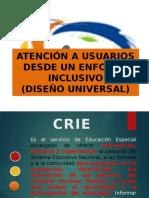 1.-Inclusion y Diseño Universal