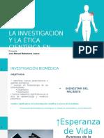 Investigación y Ética