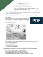 Examen Diagnóstico de Ciencias 1 Énfasis en Biología